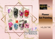 "Formation ""Flower Gel Painting"""