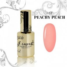 J-Laque 61 Peachy Peach 10ml