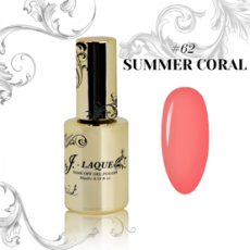 J-Laque 62 Summer Coral10ml